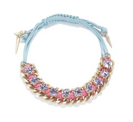 Rachel-roy-cord-stone-friendship-bracelet